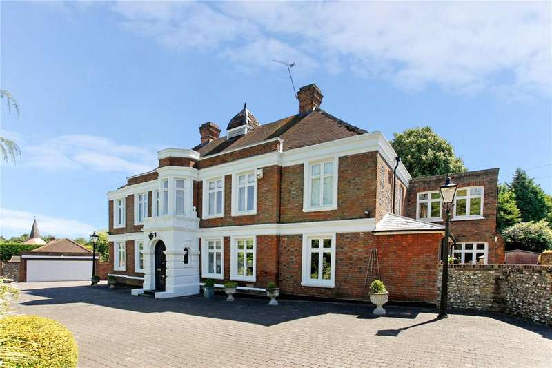 7 Bedrooms Detached House for sale in Luxted Road, Downe, Orpington, Kent