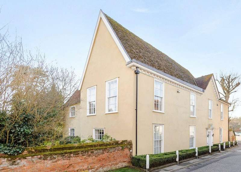6 Bedrooms Detached House for sale in Ellis Street, Boxford, Sudbury, Suffolk, CO10