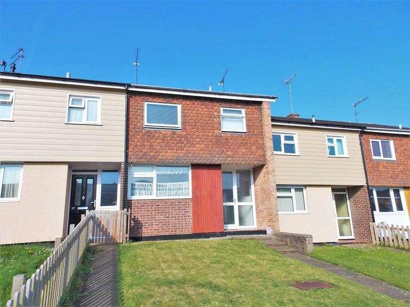 3 Bedrooms Terraced House for sale in Dulnan Close, Tilehurst, Reading