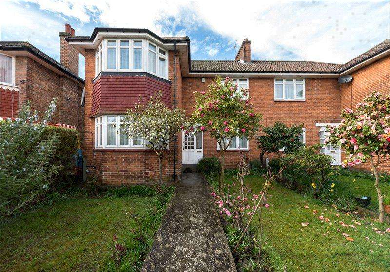 4 Bedrooms House for sale in Perryn Road, London, W3