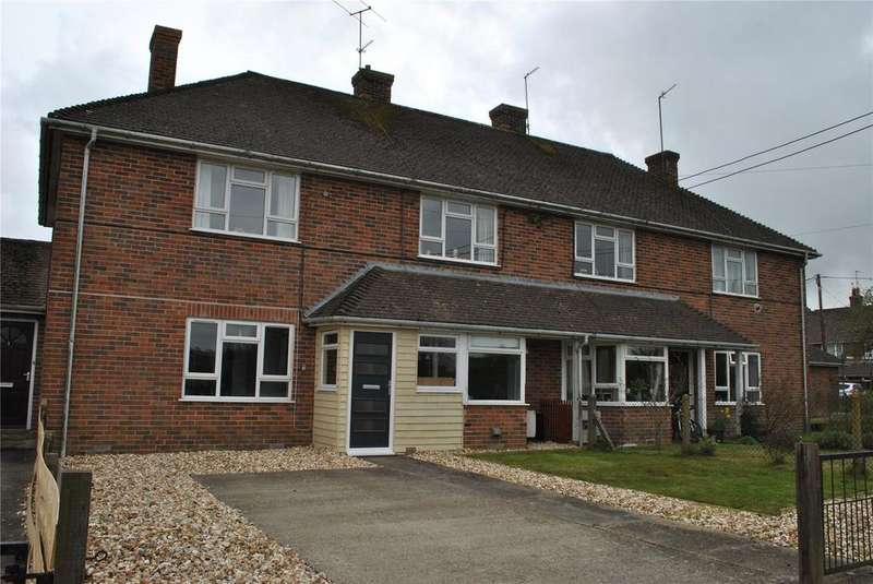 2 Bedrooms Apartment Flat for sale in Wheathill Way, Milborne Port, Sherborne, Somerset, DT9