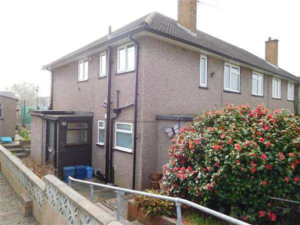 2 Bedrooms Apartment Flat for sale in Herbert Road, Caldicot
