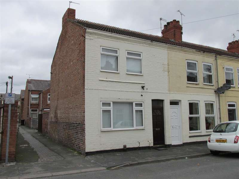 2 Bedrooms End Of Terrace House for sale in Kingsley Road, Ellesmere Port