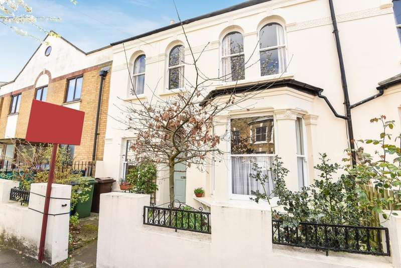 4 Bedrooms Terraced House for sale in Danby Street Peckham Rye SE15