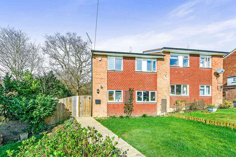 3 Bedrooms Semi Detached House for sale in Brook Close, Crowborough, TN6