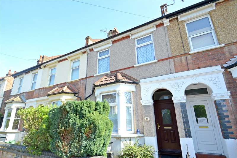 3 Bedrooms Terraced House for sale in Coniston Road, Croydon