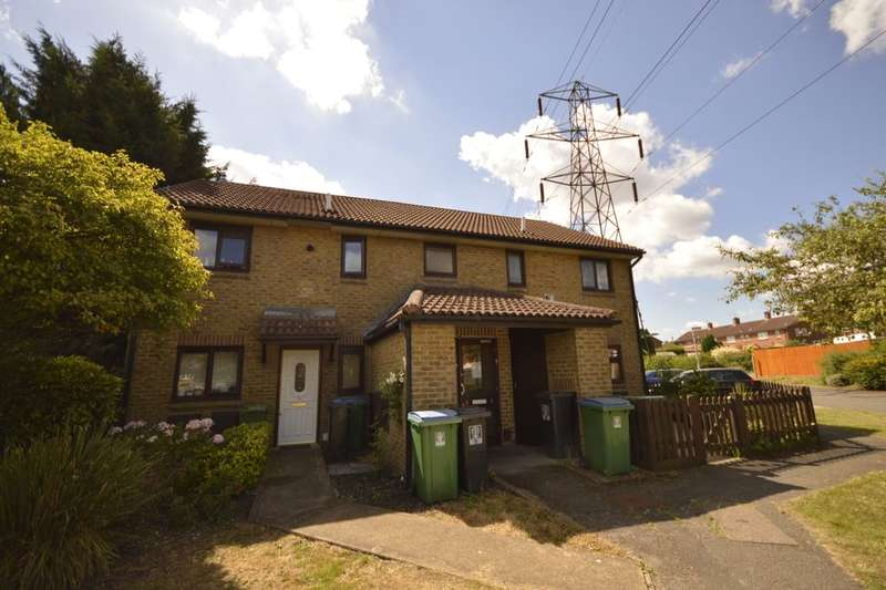 1 Bedroom Flat for sale in Tibbles Close, Watford, WD25