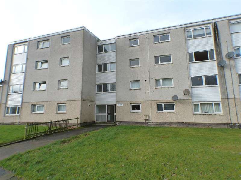 1 Bedroom Apartment Flat for sale in North Berwick Crescent, Greenhills, EAST KILBRIDE