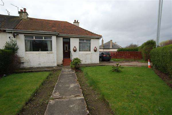 4 Bedrooms Semi Detached House for sale in Sharphill Road, Saltcoats