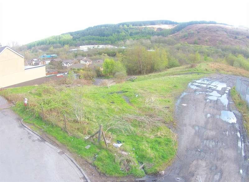 Land Commercial for sale in Taff Terrace, Tonypandy