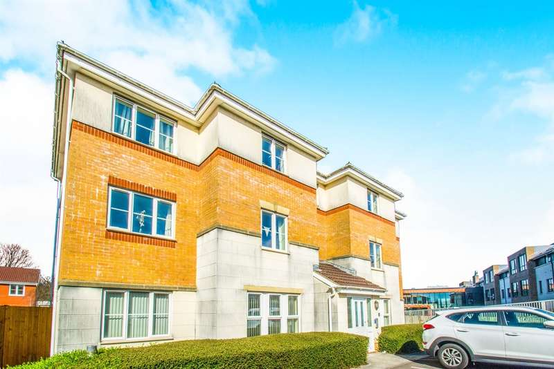 2 Bedrooms Apartment Flat for sale in Clos Springfield, Talbot Green, PONTYCLUN
