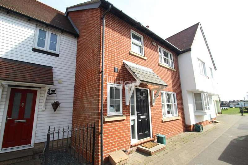 3 Bedrooms Terraced House for sale in High Street, Rowhedge, Colchester, CO5