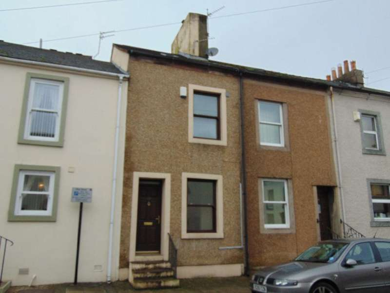 4 Bedrooms Terraced House for sale in 42 High Street, Maryport, Cumbria, CA15 6BQ