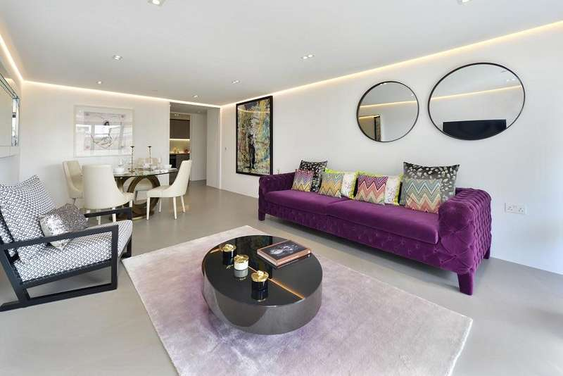 2 Bedrooms Apartment Flat for sale in St Albans Place, London N1
