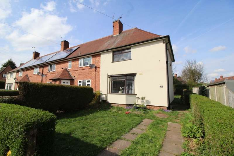 3 Bedrooms Semi Detached House for sale in Sherborne Road, Nottingham, NG8