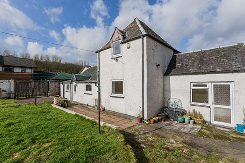 2 Bedrooms Detached House for sale in Main Street, Renton, West Dunbartonshire, G82 4NL