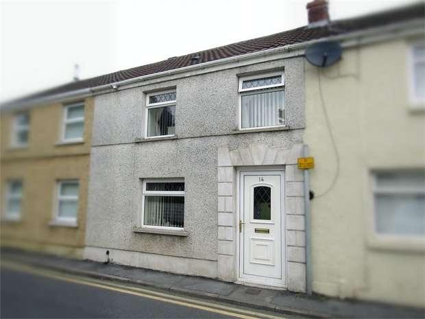 3 Bedrooms Terraced House for sale in Bryngwyn Road, Llanelli, Carmarthenshire