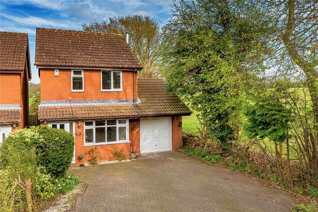 3 Bedrooms Detached House for sale in 49 Greenway Avenue, Alveley, BRIDGNORTH, Shropshire