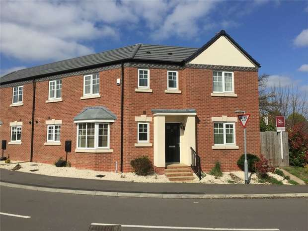 3 Bedrooms Semi Detached House for sale in 2 Kings Court, BRIDGNORTH, Shropshire