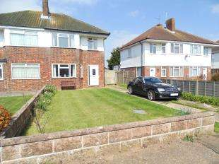 3 Bedrooms Semi Detached House for sale in Ardingly Drive, Goring-by-Sea, Worthing, West Sussex