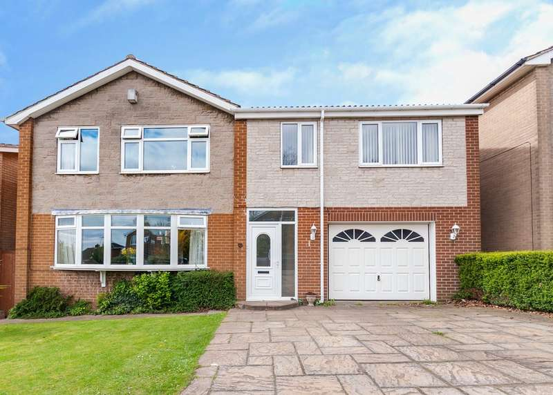 5 Bedrooms Detached House for sale in Saxton Drive, Moorgate