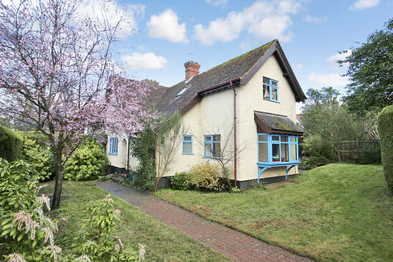 3 Bedrooms Semi Detached House for sale in Horning Road, Hoveton, Norwich