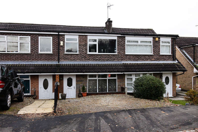 3 Bedrooms Terraced House for sale in Valley Road, Heaton Mersey