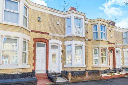 2 Bedrooms Terraced House for sale in Edinburgh Road, Kensington, Liverpool, Merseyside, L7