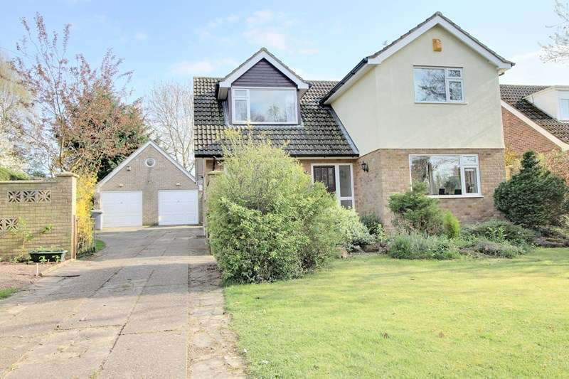 4 Bedrooms Detached House for sale in Lower Street, Salhouse, Norwich