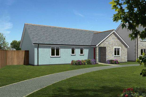 2 Bedrooms Terraced Bungalow for sale in Trevelyan Road, Illogan, Redruth, Cornwall