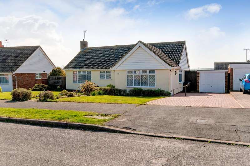 3 Bedrooms Bungalow for sale in Buckland Road, Seaford, East Sussex, BN25 3DU
