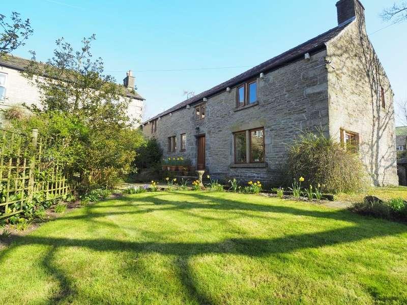 4 Bedrooms House for sale in Market Street, Hayfield, High Peak, Derbyshire, SK22 2EP