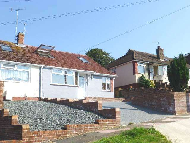 4 Bedrooms Semi Detached House for sale in Greenfield Crescent, Brighton, East Sussex, BN1 8HJ