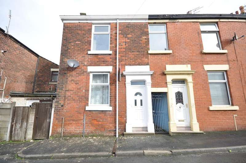 2 Bedrooms End Of Terrace House for sale in Billington Street East, Wesham, Preston, Lancashire, PR4 3AQ
