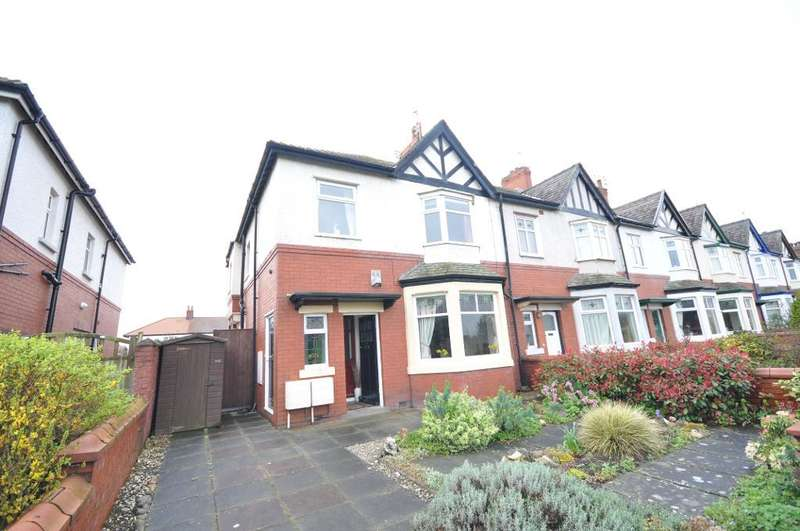 2 Bedrooms Flat for sale in Arundel Road, St Annes, Lancashire, FY8 1BL