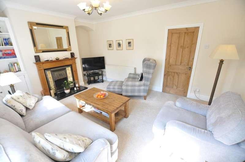 2 Bedrooms Semi Detached House for sale in Cumeragh Lane, Whittingham, Preston, Lancashire, PR3 2AN
