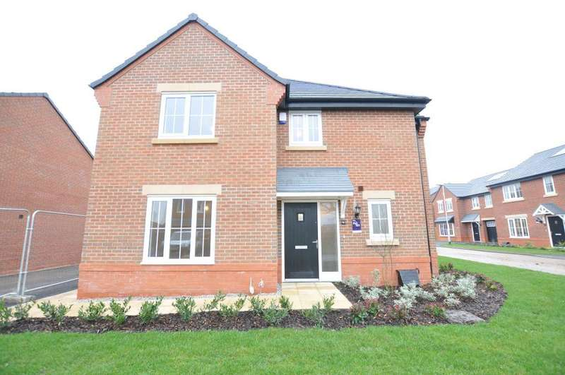 4 Bedrooms Detached House for sale in Hayfield Manor, Hoyles Lane, Cottam, Lancashire, PR4 0LE