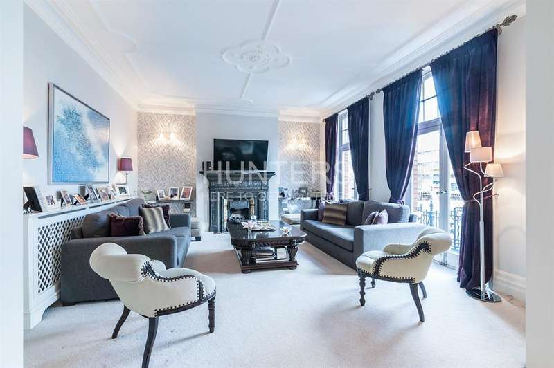 4 Bedrooms Apartment Flat for sale in Finchley Road, London, NW3 7AU