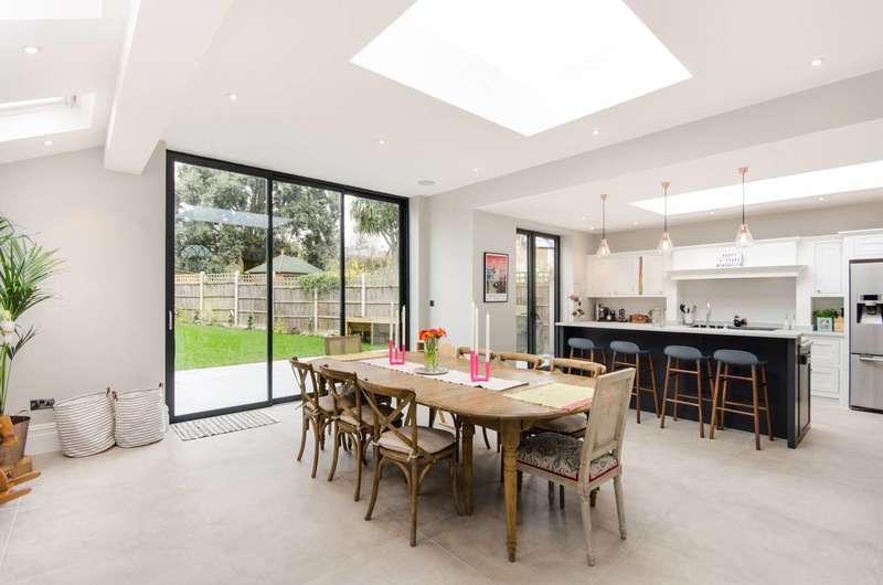 6 Bedrooms Detached House for sale in Kingsmead Road, Tulse Hill, SW2