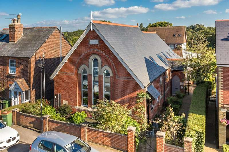 3 Bedrooms Semi Detached House for sale in The Chapel, 161 The Street, Capel, Dorking, RH5