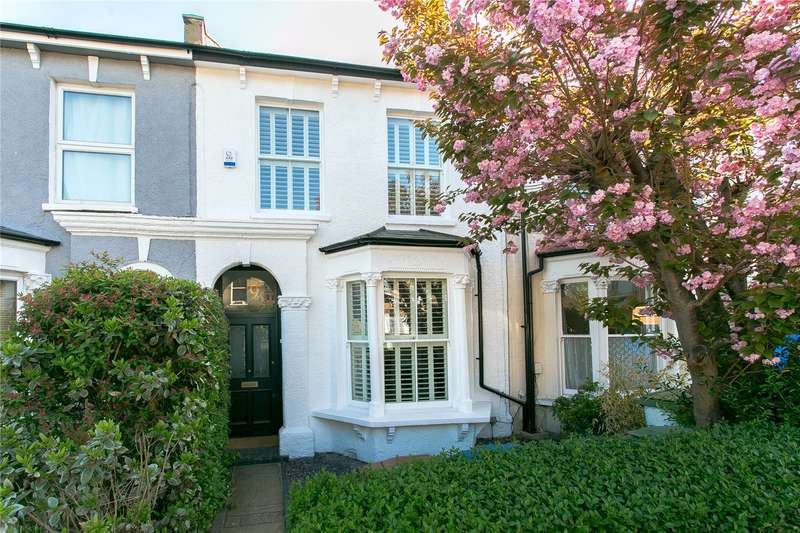 4 Bedrooms Terraced House for sale in Melbourne Grove, London, SE22
