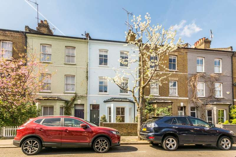 5 Bedrooms House for sale in Sirdar Road, Notting Hill, W11
