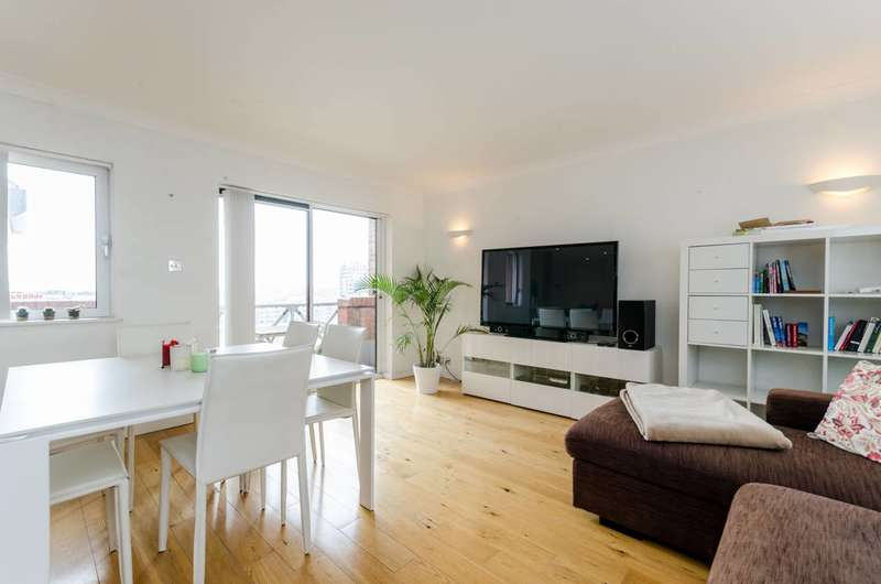 1 Bedroom Flat for sale in William Morris Way, Sands End, SW6