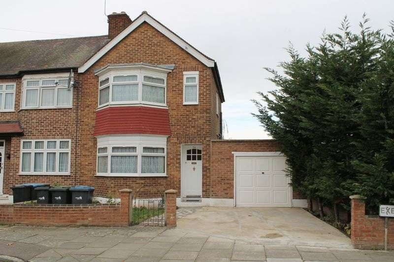 3 Bedrooms Terraced House for sale in Exeter Road, Enfield