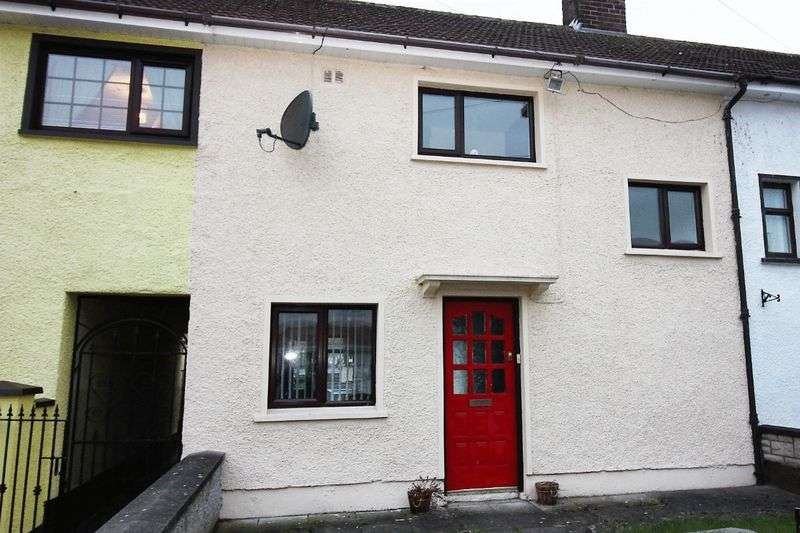 2 Bedrooms Terraced House for sale in 42 Derrybeg Drive, Newry BT35 6ES