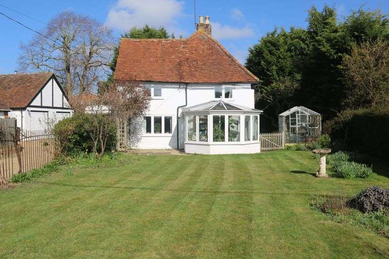 3 Bedrooms Detached House for sale in Detached Cottage, Brook Street, Edlesborough