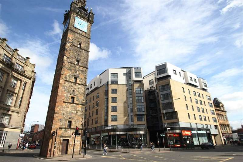 2 Bedrooms Flat for rent in High Street (flat, City Centre, Glasgow
