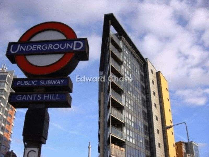 2 Bedrooms Flat for sale in Gabrielle House, Gants Hill