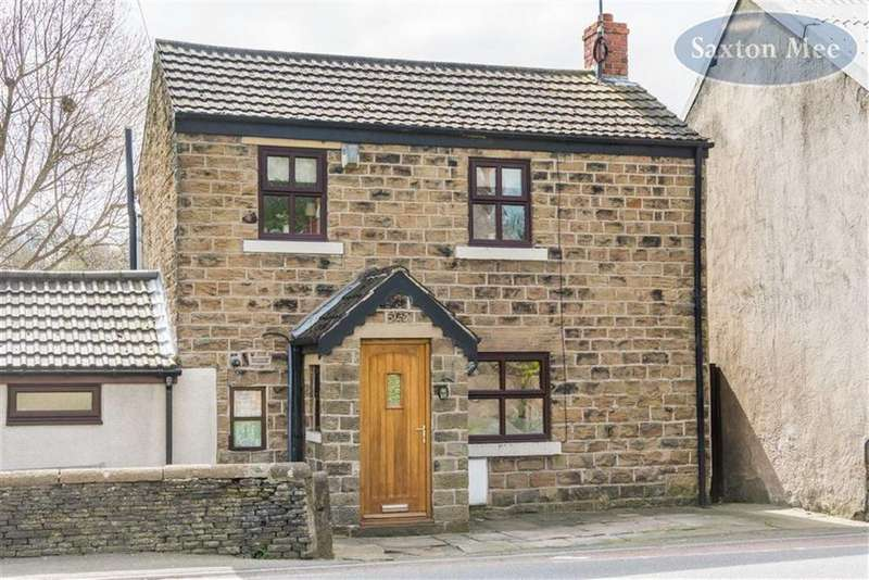 2 Bedrooms Cottage House for sale in Town End Road, Ecclesfield, Sheffield, S35
