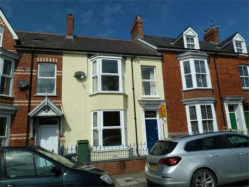 3 Bedrooms Terraced House for sale in 68 North Road, Cardigan, Ceredigion